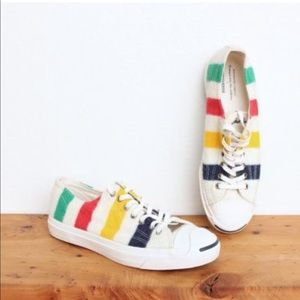 Jack Purcell x Hudson Bay Company Low Top